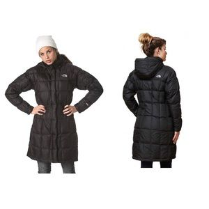 The North Face Metropolis Parka 600 Fill Down